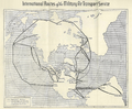 MATS International Route Map 1948.png
