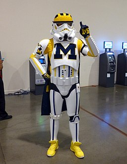 MCCC 15 - University of Michigan Stormtrooper (17473982183)
