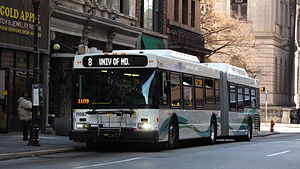 CityLink Red (MTA Maryland)