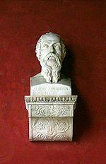 Bust of Albrecht Altdorfer in the Ruhmeshalle of Munich.