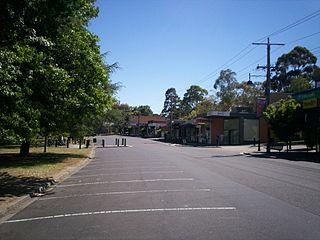 Macleod, Victoria Suburb of Melbourne, Victoria, Australia