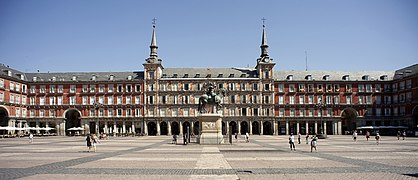 Madrid, Plaza Mayor-PM 52918