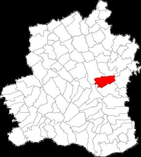 Măgura, Teleorman Commune in Teleorman, Romania