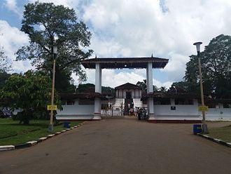 Ratnapura - Ratnapura Maha Saman Devala premises