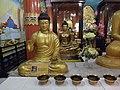 Mahabodhi Society - Kolkata - Prayer Room Idols IV.jpg