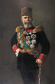 Mahmud Shevket Pasha Ottoman general and statesman of Arab and Georgian descent (1856-1913)