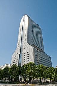 NEC Japanese technology corporation
