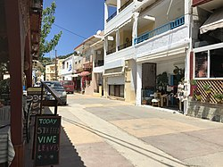 Main street in Fodele, Crete, Greece.jpg