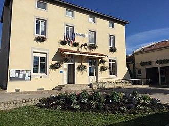 Cellieu - Town hall