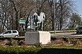 Maisons-Laffitte statue du cheval 001.JPG
