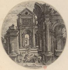 Saint Jean-Baptiste enfant