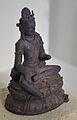 Maitreya - Bronze - Pala Period Circa 9th-10th Century AD - Nalanda - Archaeological Museum - Nalanda - Bihar - Indian Buddhist Art - Exhibition - Indian Museum - Kolkata 2012-12-21 2319.JPG