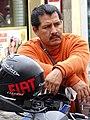 Man on Motorcycle - Oaxaca - Mexico (15534547456).jpg