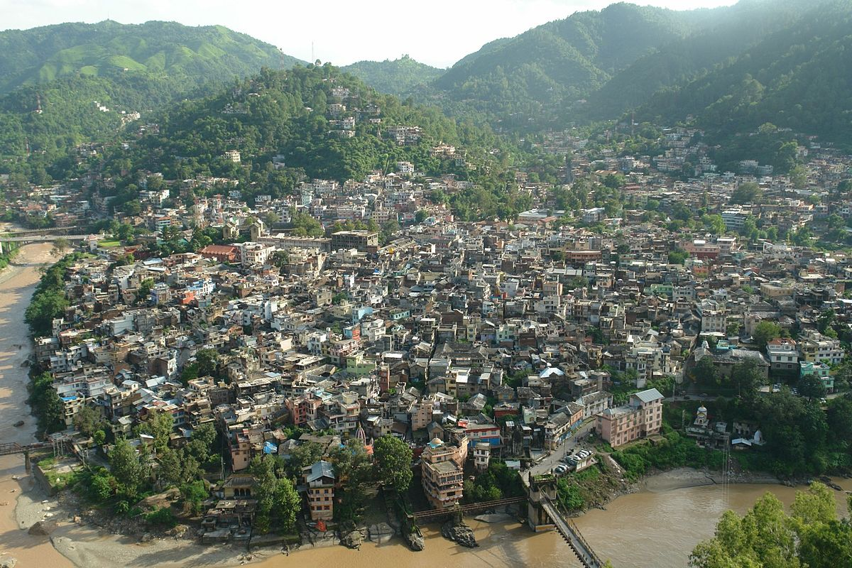 Mandi, Himachal Pradesh - Wikipedia