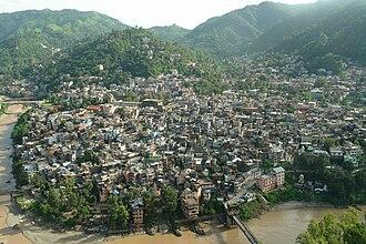 Mandi, Himachal Pradesh - Mandi town