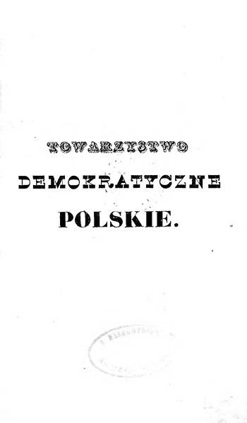 File:Manifest Towarzystwa Demokratycznego Polskiego.djvu