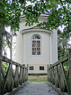 Manor of Kraszewski family in Romanów – Chapel - 03.jpg