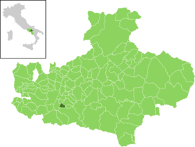 Map - IT - Avellino - San Michele di Serino.png