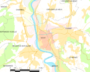 Map commune FR insee code 03310.png