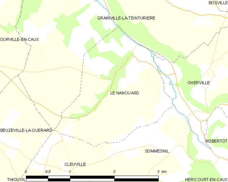 Archivo:Map commune FR insee code 76339.png
