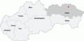 Map slovakia dubinne.png