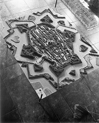 Bastion fort - Naarden, the Netherlands