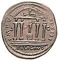 Marco Aurelio - sest. AE 172-173 dC - Cohen 534.jpg