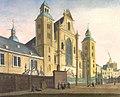 Maria Himmelfahrt, Johann Peter Weyer (Zeichnung) und Anton Wünsch (Lithografie), 1827.jpg