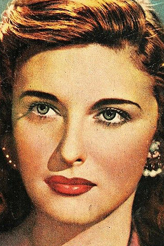 Mariam Fakhr Eddine - Mariam Fakhr Eddine in the late 1950s
