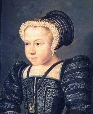 Marie Elisabeth of France - Image: Marie Elisabeth de Valois Clouet