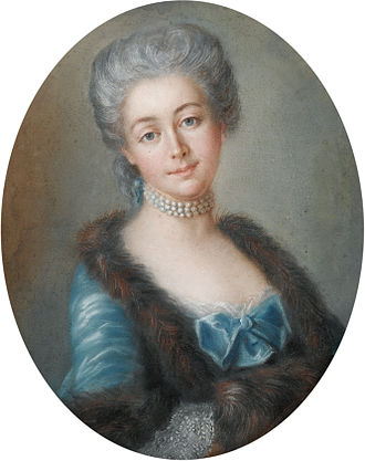Jean-Baptiste Berthier - Marie Françoise L'Huillier de La Serre