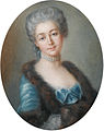 Marie Françoise L'Huillier de La Serre, by French school of the 18th century.jpg