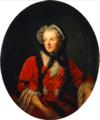 Marie Leszczyńska, reine de France (original copy) by Jean-Marc Nattier.png