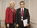 Mario Marcel con Christine Lagarde.jpg