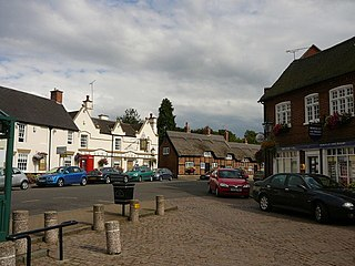 Market Bosworth Market town in Leicestershire, England
