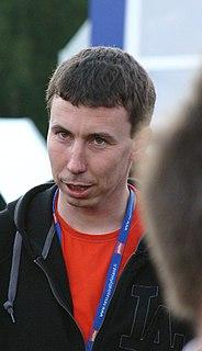 Markko Märtin Estonian rally driver