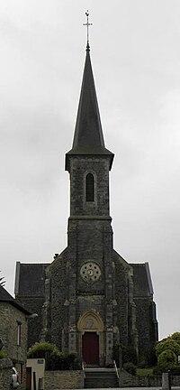 Marpiré (35) Église 01.jpg