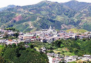 Marquetalia, Caldas - Image: Marquetalia Caldas