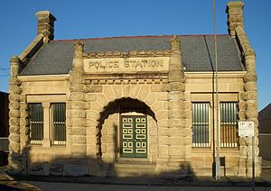 Marrickville, New South Wales - Old Police Station, Gladstone Street