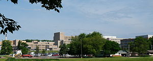 Marshfield, Wisconsin - Image: Marshfield Medical Complex 2