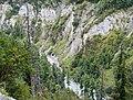 Marsyangdi river gorge - Annapurna Circuit, Nepal - panoramio (1).jpg