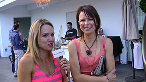 Mary Lynn Rajskub - Rajskub (right) in June 2011