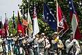 Maryland Sons of Confederate Veterans color guard 05 - Confederate Memorial Day - Arlington National Cemetery - 2014.jpg