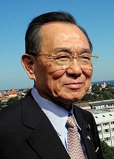 Masaaki Yamazaki Japanese politician