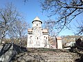 Mashtots Hayrapetats church, Garni 20.jpg