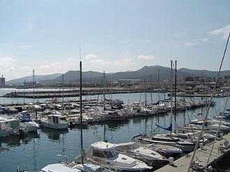 Mataró - Port of Mataró