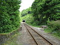 Matlock Bath - Tunnel Entrance north of the Station Platform - geograph.org.uk - 823238.jpg