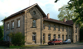 Winnigstedt - Mattierzoll station