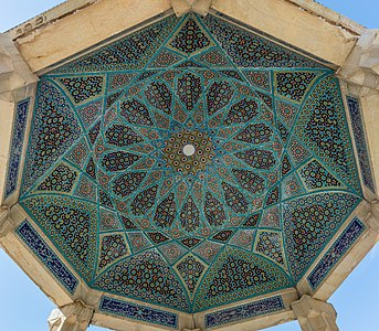 Mausoleum of Hafez, Shiraz, Iran