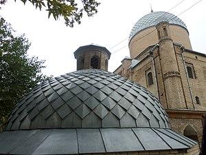 Mausoleum of Sheikh Zaynudin - Image: Mausoleum of Sheikh Zaynudin 13 09